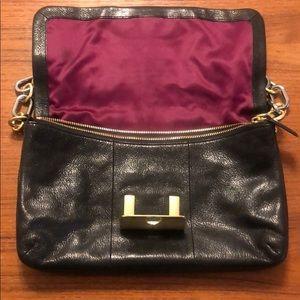 Coach Bags - COACH | Leather Kristin Chain Link Shoulder Bag